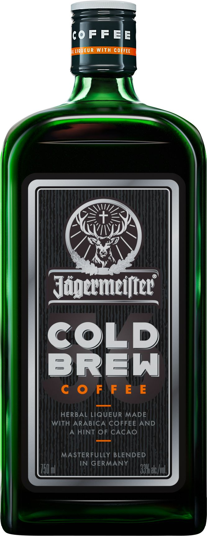 Liqueur-Infused Cold Brew Coffees