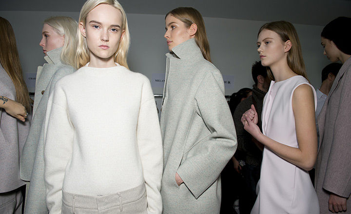 Muted Structured Fashion