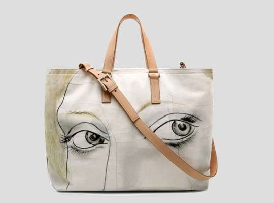 Elegantly Eyed Handbags