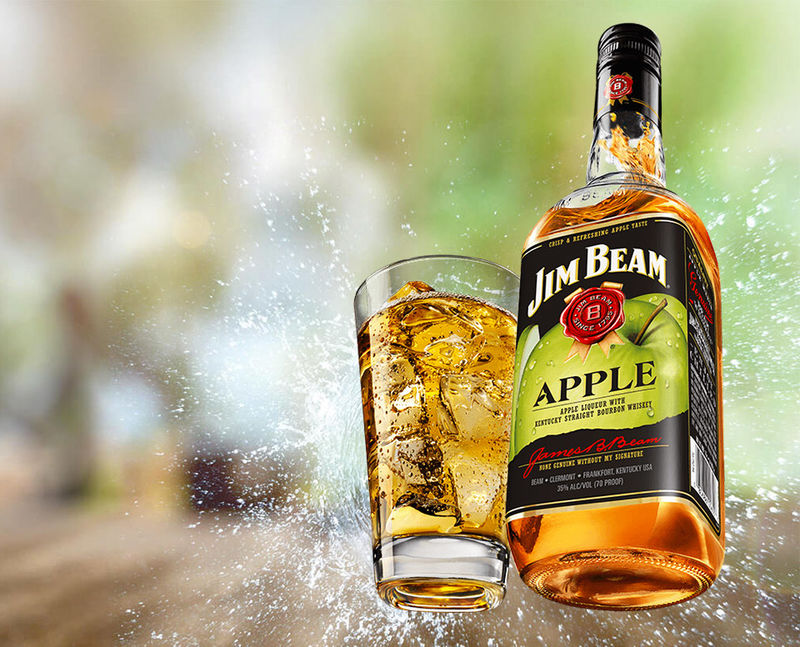 Apple-Flavored Bourbons