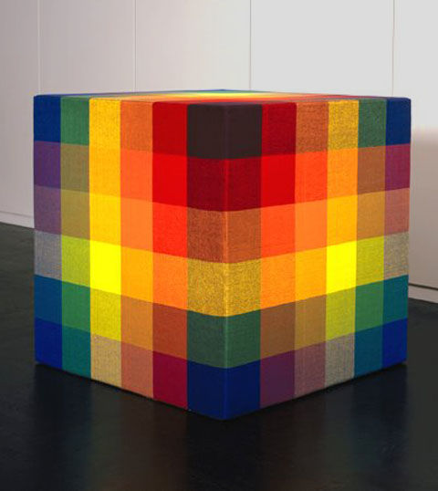 Quilted Cube Installations