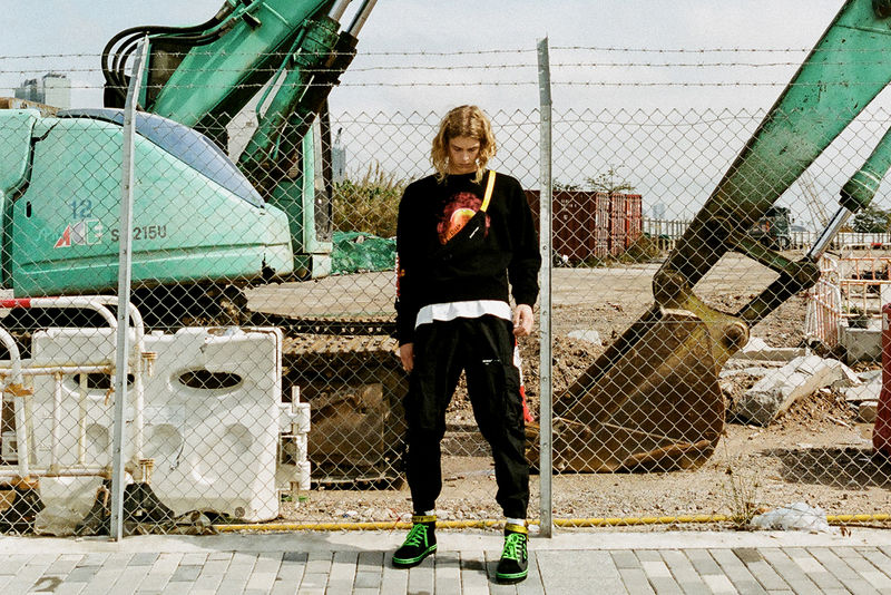 Retro Film-Inspired Streetwear