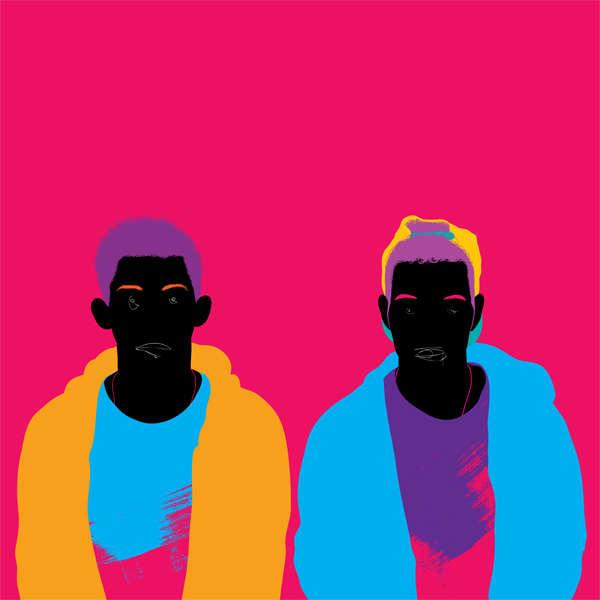 Fluorescent Pop Culture Captures
