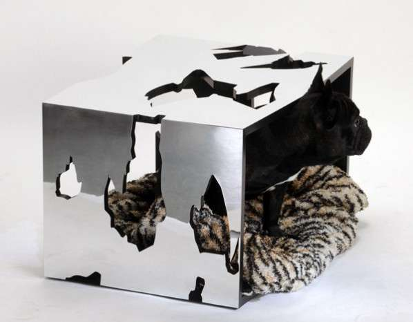 Reflective Dog Beds