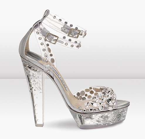 Bedazzled Birthday Shoes