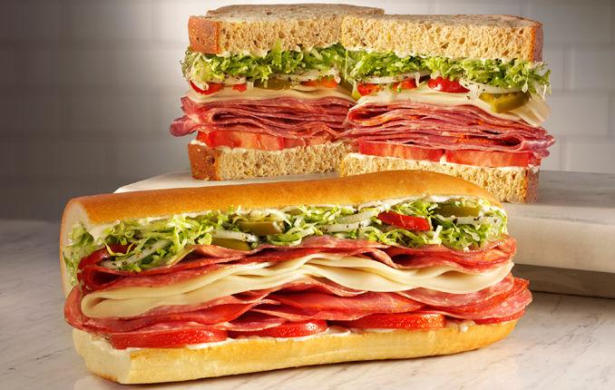 Regional Sandwich Remixes