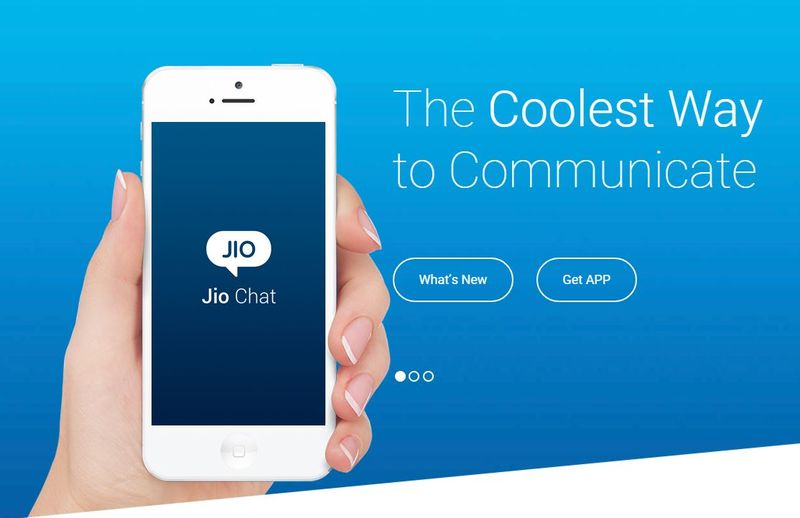 HD Video Calling Platforms : Jio Chat