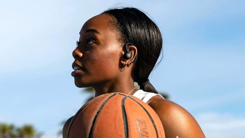 Durable Athlete-Targeted Earbuds