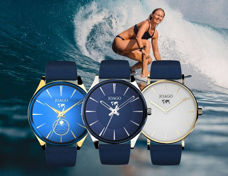 Eco-Conscious Timepiece Collections