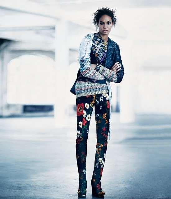 Chaotic Pattern Fashions
