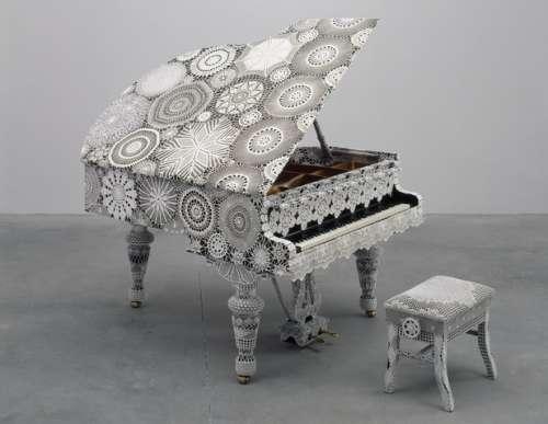 Crochet Grand Pianos