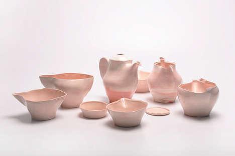 Post-Modern Tea Sets