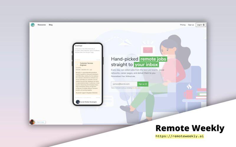Hand-Picked Remote Work Platforms