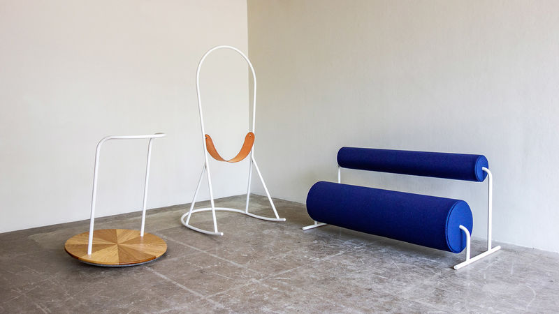 Playground-Inspired Furniture Collections