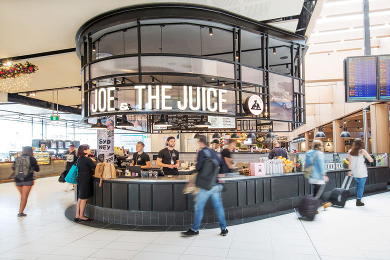 Airport Coffee Bars