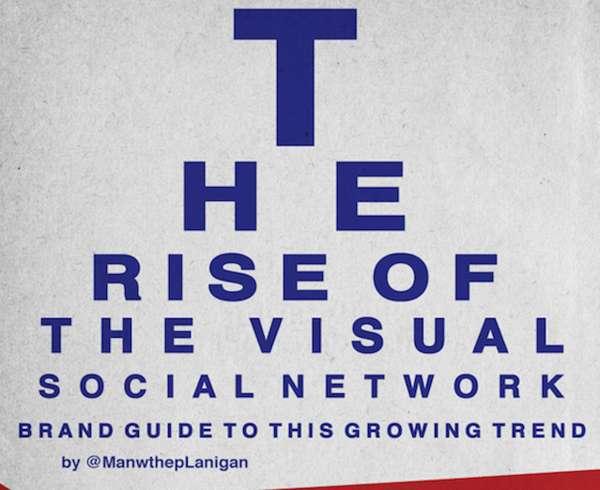 Social Media Network Infographics
