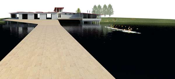 Modern Rowing Centers