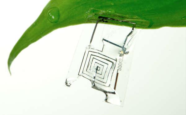 Water-Soluble Tech