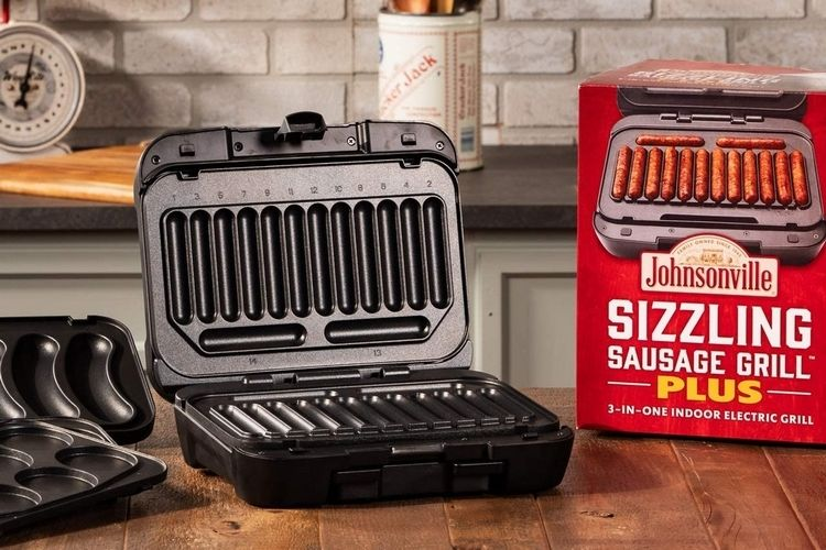 Family-Sized Sausage Grills
