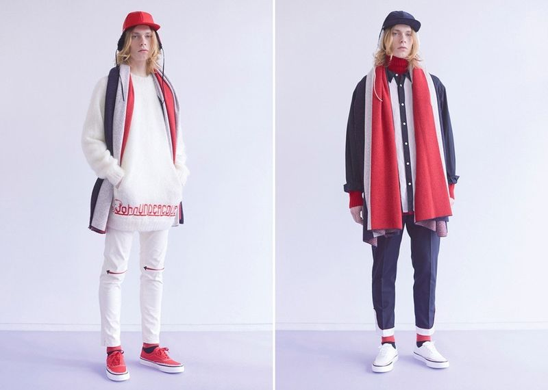 Contemporary Layered Menswear