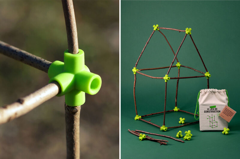 Twig Structure Toy Kits
