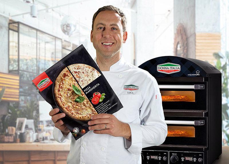 Co-Venture Pizza Programs