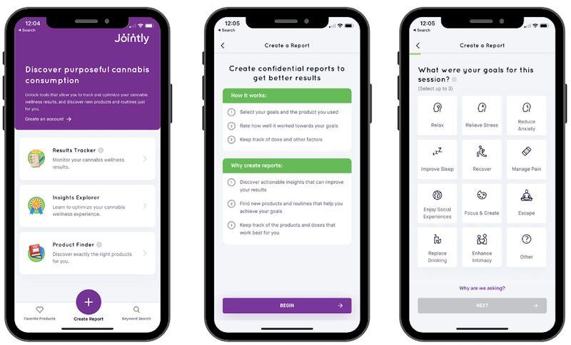 Informative Cannabis Consumption Apps