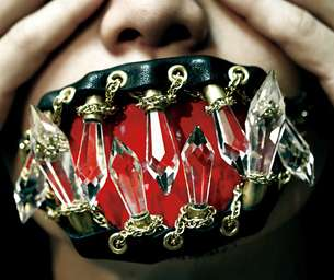 Magnificently Jeweled Muzzles