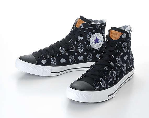 Japanese Comic Book Sneakers