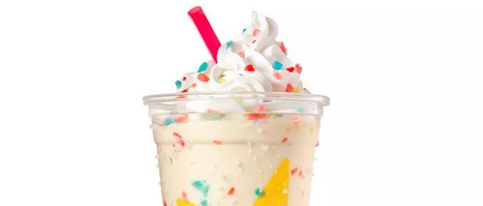 Crushed Candy Milkshakes