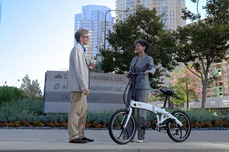 Speedy Electric Commuter Bikes
