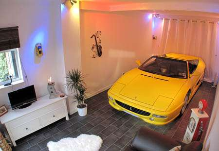 Luxury Car Living Rooms