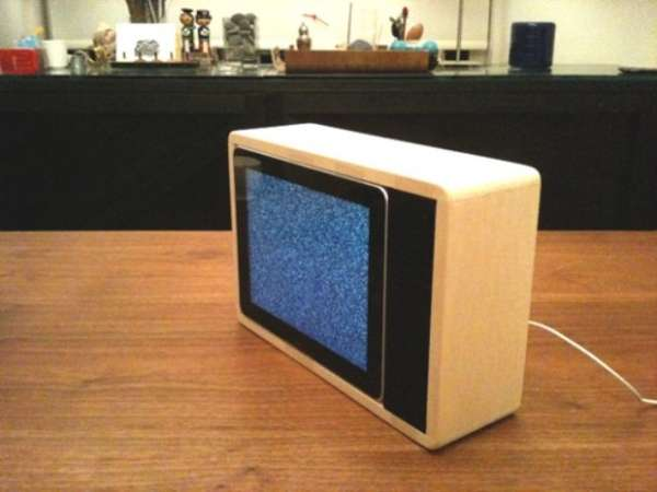 Cathode Ray Gadget Stands