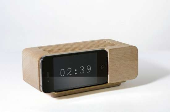 Retro iPhone Clocks