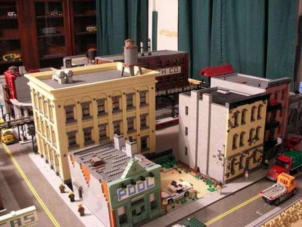 Tiny Toy Cities