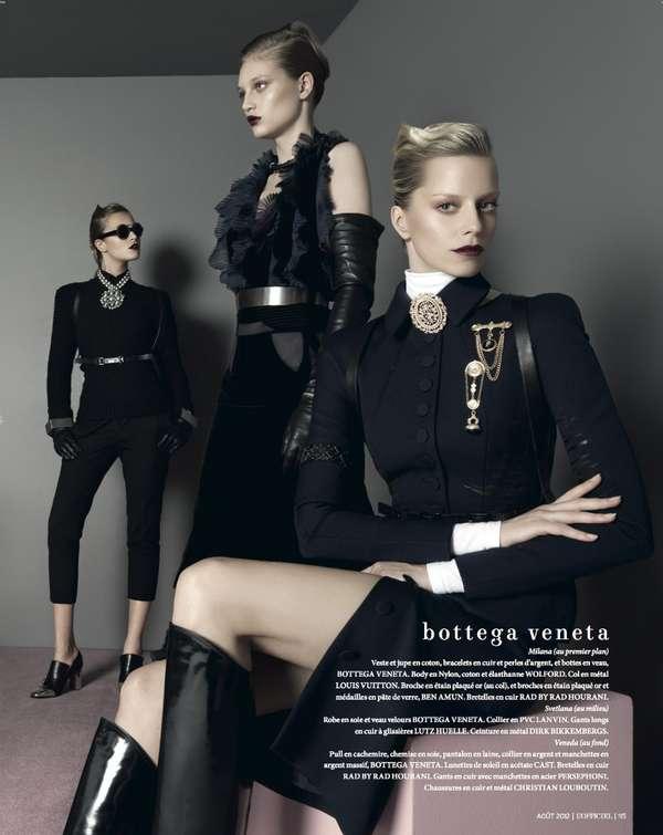 Luxe Ladylike Fall Fashion