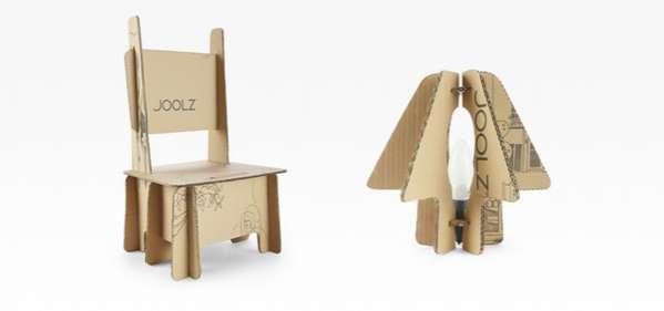 Crafty Cardboard Repurposing