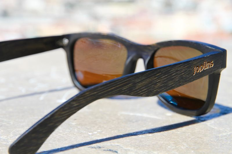Eco-Friendly Bamboo Sunglasses