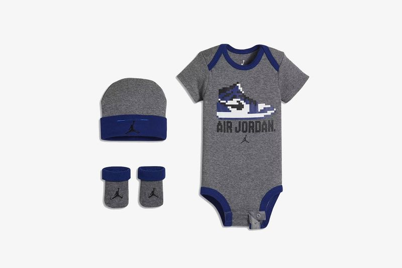 Basketball-Themed Baby Onesies