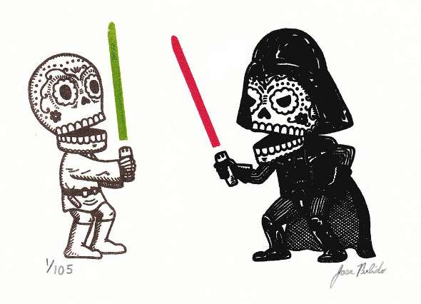 Day of the Dead Jedis