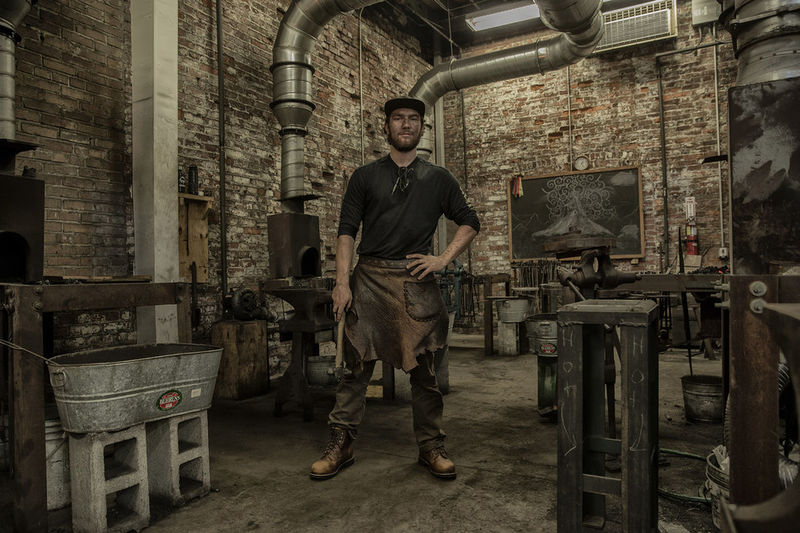 Tradespeople-Supporting Durable Boots