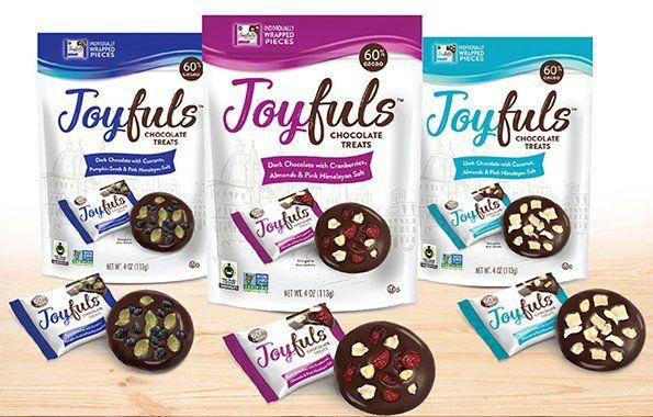 Luxury Health-Conscious Chocolates