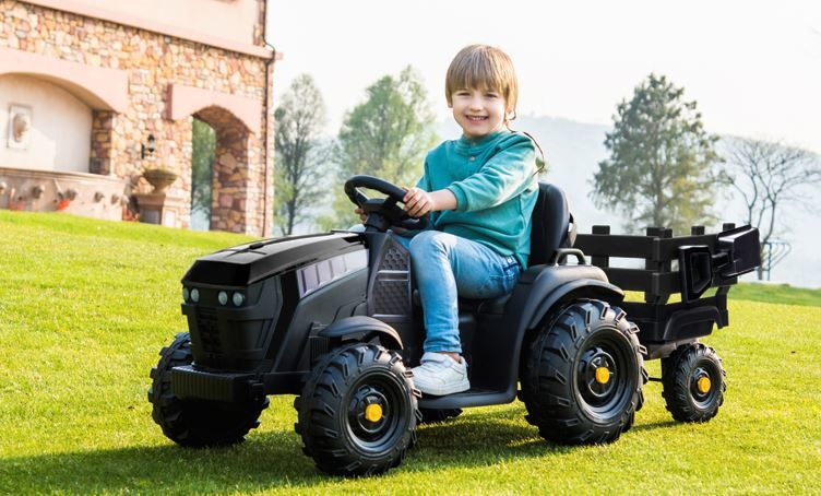 Child-Sized Farming Vehicles