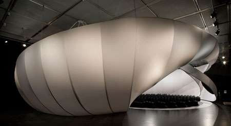 Snail-Shaped Music Halls