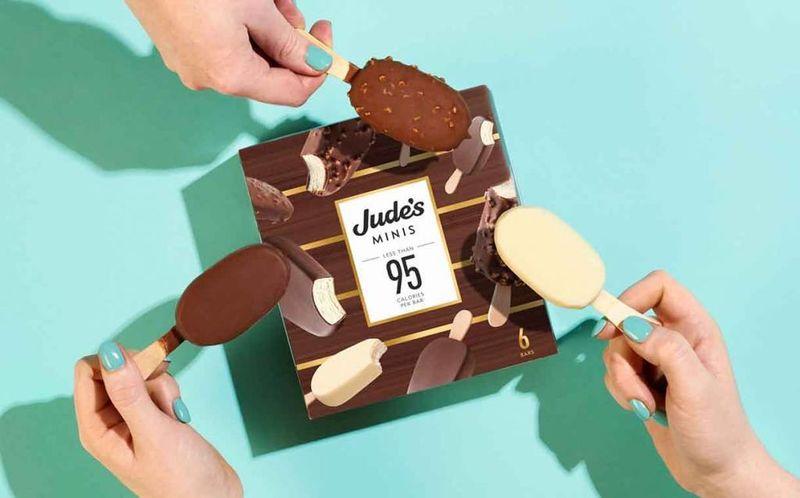 Low-Calorie Indulgence Frozen Desserts