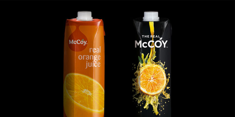 Dynamic Juice Rebranding