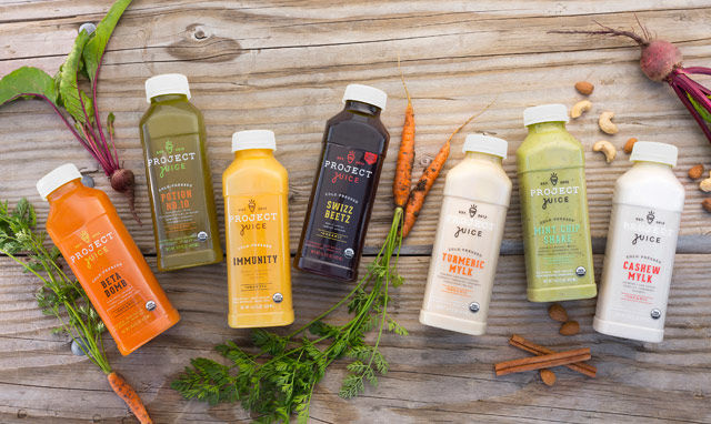 Customizable Fresh Juice Subscriptions Juice Delivery