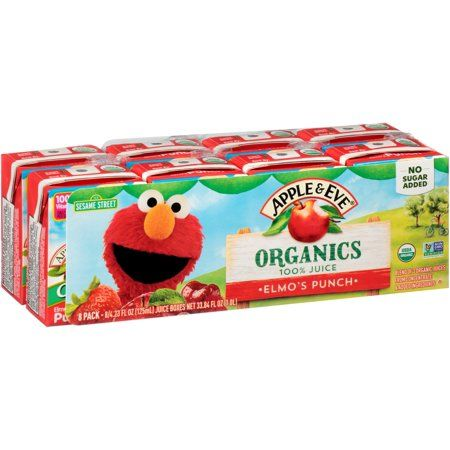 Kid-Friendly Organic Juice Punches