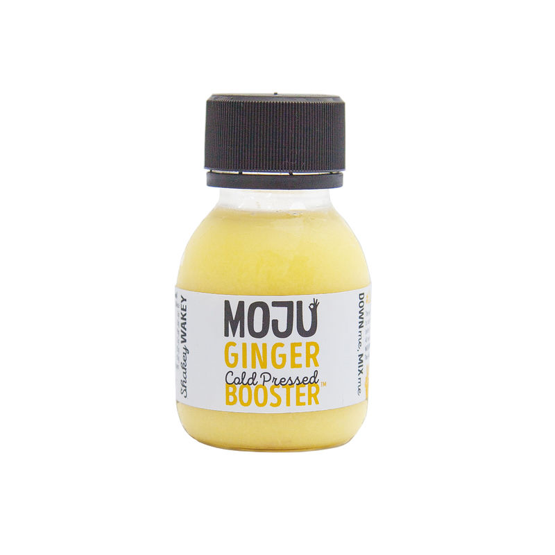 Raw Food Booster Shots