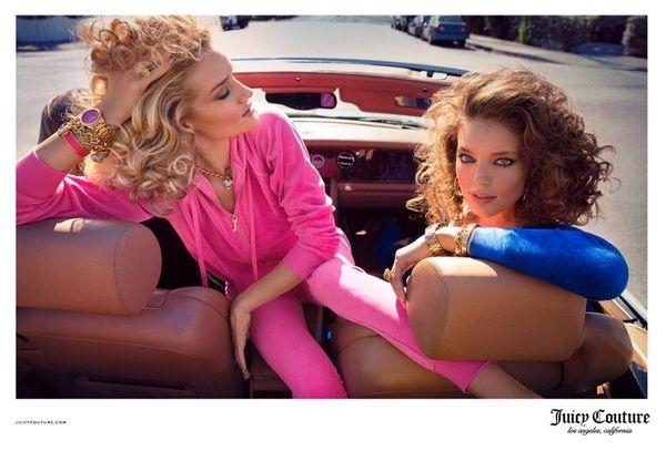 Vibrant Road Trip Fashion Ads